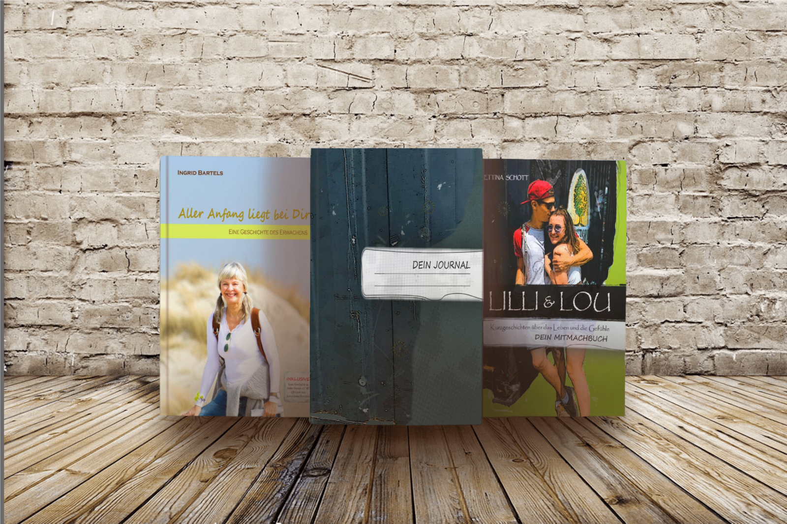 Buchreihe Herz Projekt Verlag Bettina Schott