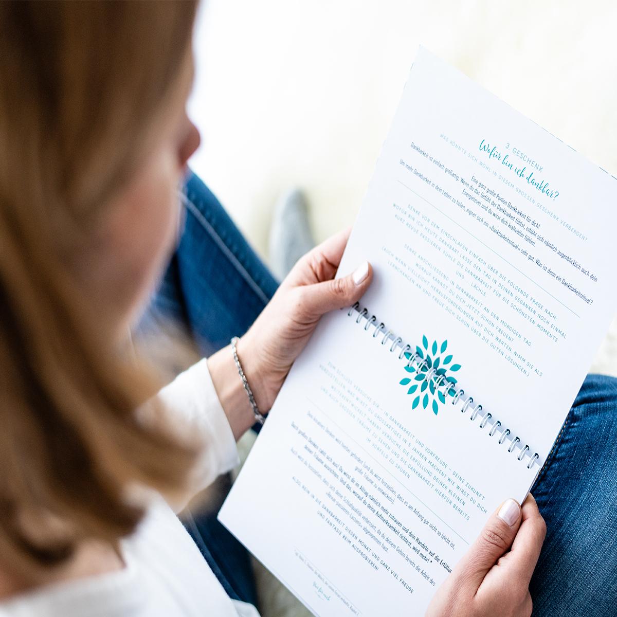 Nur für mich Kalender im Interview mit Herz Projekt Magazin Bettina Schott